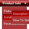 Drop Down Menu In Dhtml Menu Deroulant With Ie7