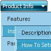 Java Menu Bar Indexhibit Menu Popup