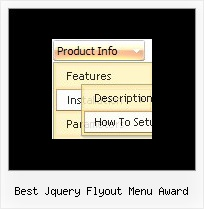 Best Jquery Flyout Menu Award Javascript Vertical Menu Example