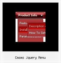 Cmsms Jquery Menu Navigation Bars In Java Script