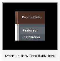 Creer Un Menu Deroulant Iweb Javascript Top Drop Down Menu