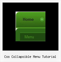 Css Collapsible Menu Tutorial Javascript For Web Pages Transition
