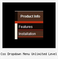 Css Dropdown Menu Unlimited Level Tree View In Dhtml