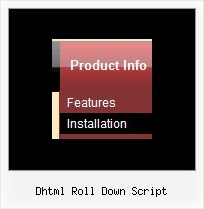 Dhtml Roll Down Script Dhtml Code Sample
