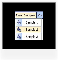 Displaying The Submenu Using Zend Navigation Vertical Menu On Mouseover