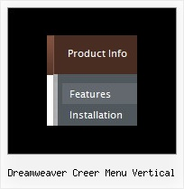 Dreamweaver Creer Menu Vertical Java Menu Tutorial