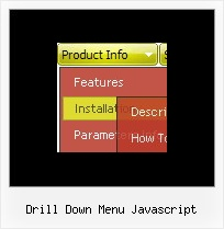 Drill Down Menu Javascript Creating Menu Shell Script