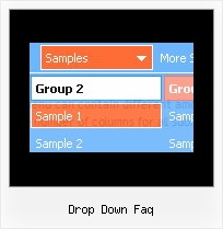 Drop Down Faq Javascript Transparent