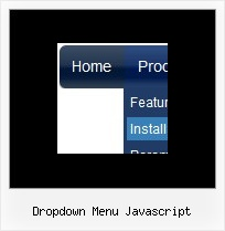 Dropdown Menu Javascript Simple Menu Tutorial