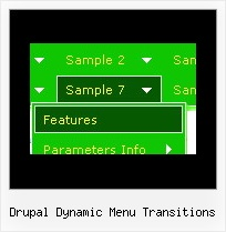 Drupal Dynamic Menu Transitions Sites Em Javascript