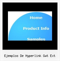 Ejemplos De Hyperlink Gwt Ext Javascript Menu Layer