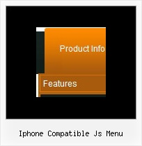 Iphone Compatible Js Menu Javascript For Top Bar