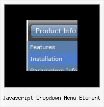 Javascript Dropdown Menu Element Javascript Crear Menu Desplegable Vertical