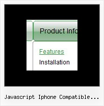 Javascript Iphone Compatible Dropdown Menu Dhtml Dynamic Drop Down Navigation Example