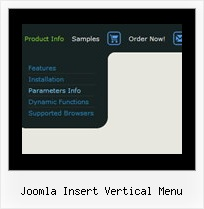 Joomla Insert Vertical Menu Collapsing Menu Css