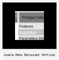 Joomla Menu Deroulant Vertical Drop Down Men C Bc Java Script Auch F C Bcr Netscape