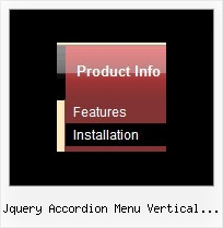 Jquery Accordion Menu Vertical Data Pull Down Menu On Mouseover