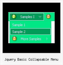 Jquery Basic Collapsable Menu Dynamic Collapsing Menu