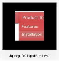 Jquery Collapsible Menu Website Navigation Bars