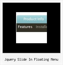 Jquery Slide In Floating Menu Creating Javascript Drop Down Navigation Menu