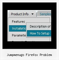Jumpmenugo Firefox Problem Vertical Java Menu