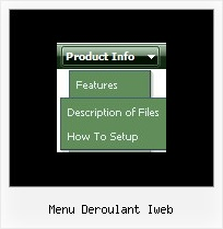 Menu Deroulant Iweb Menu Deroulant Multiple Javascript