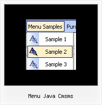 Menu Java Cmsms Cool Menue