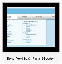 Menu Vertical Para Blogger Tree Menu Sample