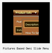 Pictures Based Omni Slide Menu Dynamic Popup Menu