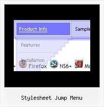 Stylesheet Jump Menu How To Javascript Drop Down