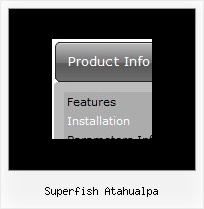 Superfish Atahualpa Menu Effects Dhtml