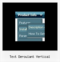 Text Deroulant Vertical Examples For Layers In Javascript