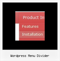 Wordpress Menu Divider Create Popups On Web Pages Sample