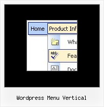 Wordpress Menu Vertical Os X Navigation Menu