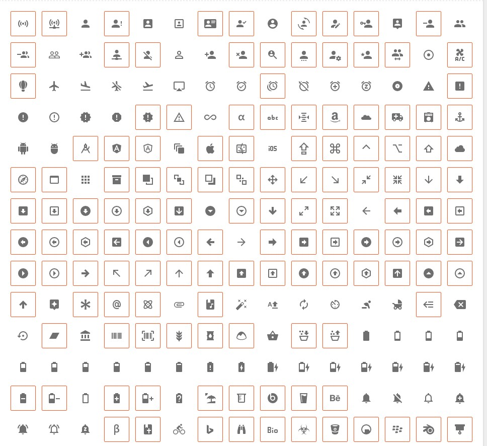 bootstrap glyphicons group