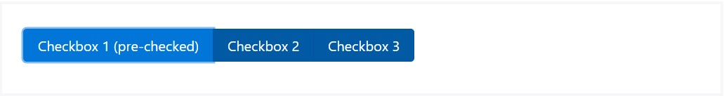 The best way to use the Bootstrap checkbox