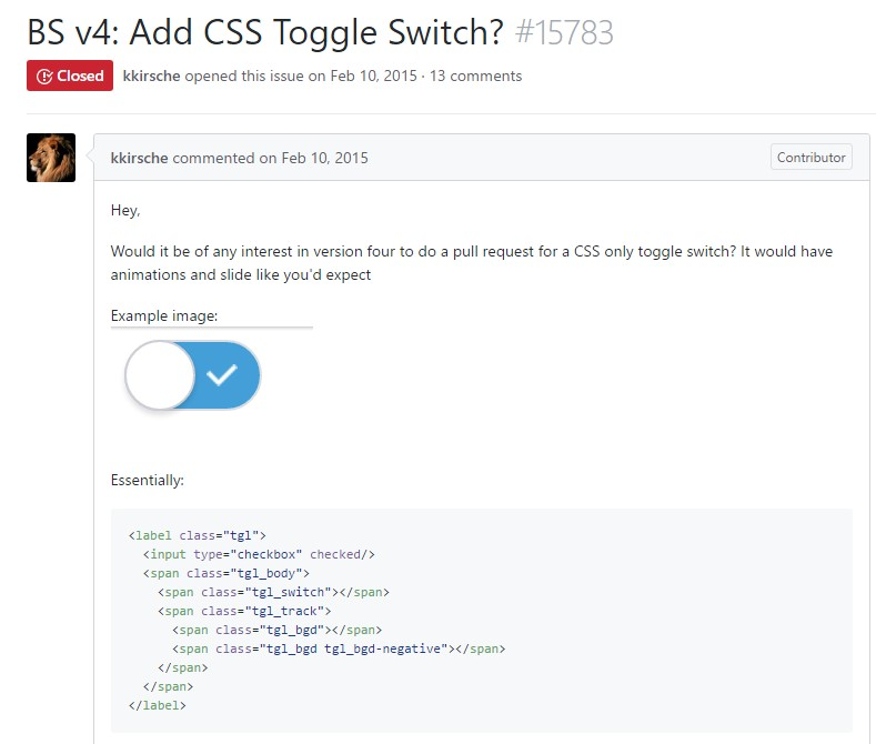 Exactly how to  bring in CSS toggle switch?