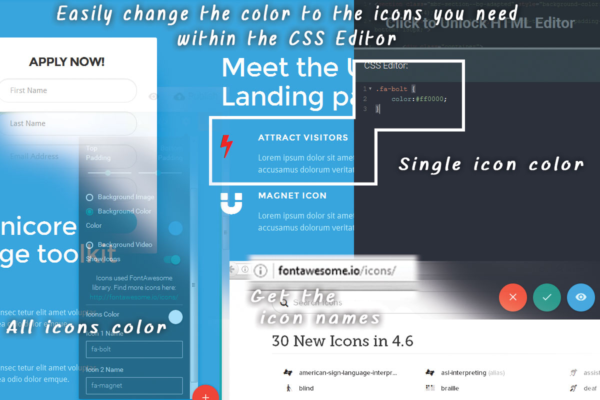 Premium Bootstrap  Theme Creator
