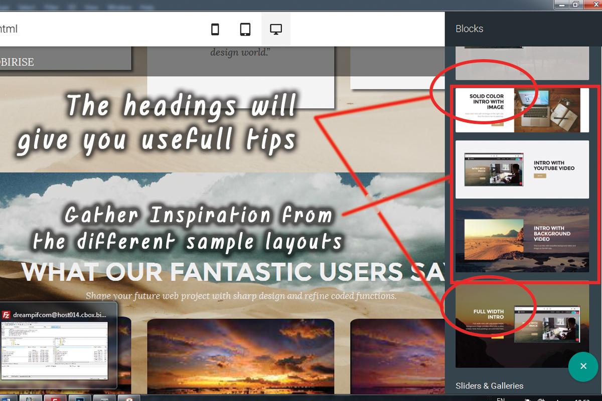 Top Free Website Creator
