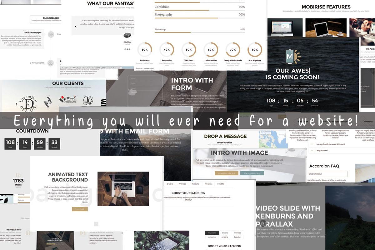 Responsive Web Site Creator Review
