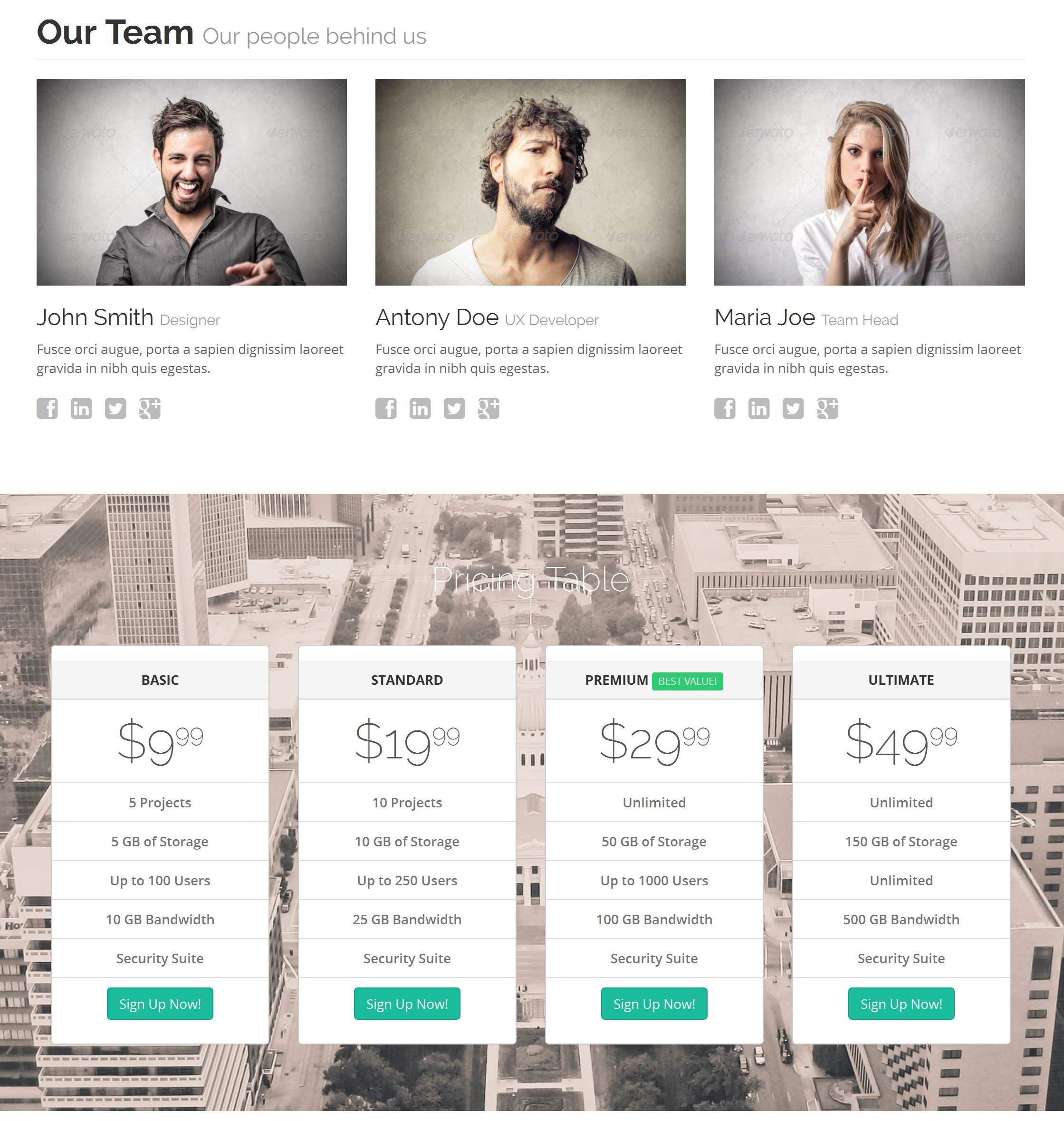 Mobile Bootstrap Magazine Theme