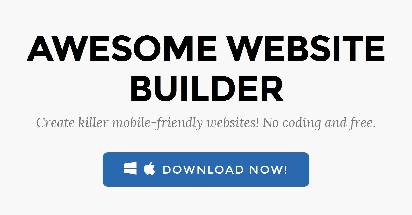 Simple Web Design Software